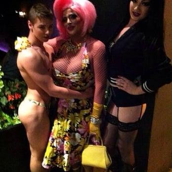 Girls In Night Club In Regina Canada