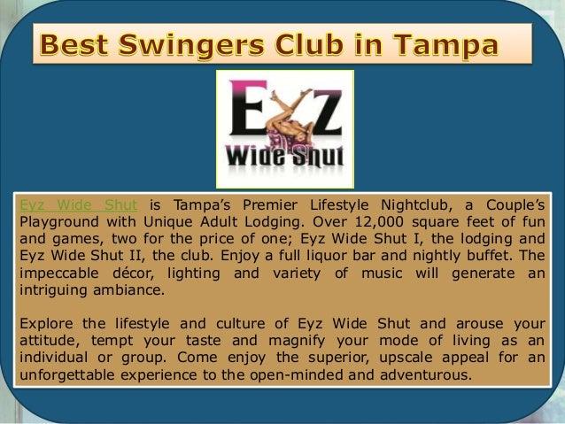 Club Tampa Swinger In