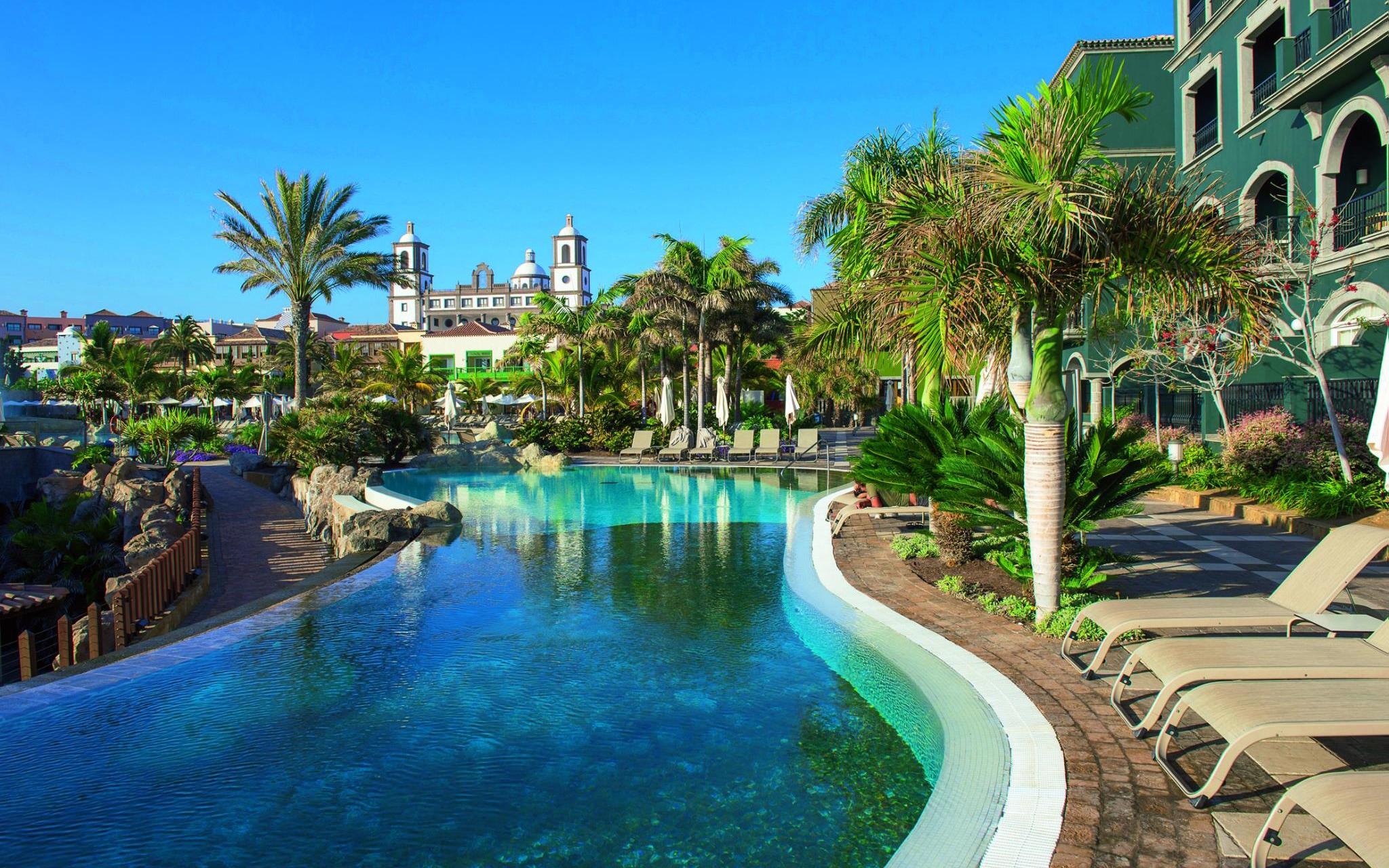 Love Hotels In Gran Canaria Spain