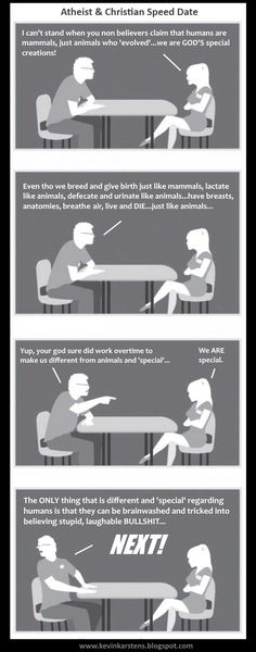 Bookin Speed Dating Promiscuity Atheist
