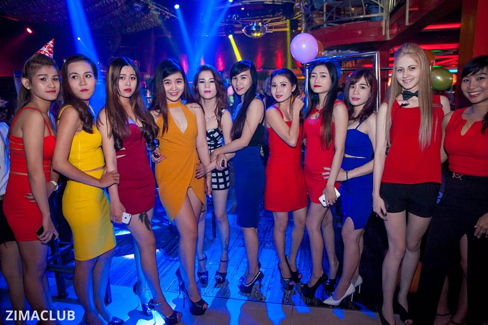 Trang Nha Vietnam Escort In Agency