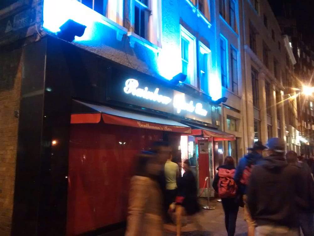 Baltimore Sports Bar Strip Club London Rainbow