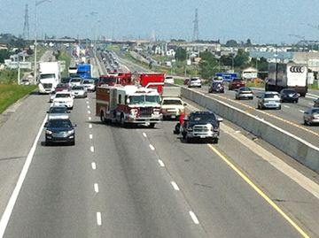 Car Hwy In Whitby Escort 401 Thickson