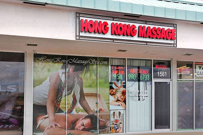 Industry Hong Yuppie Kong Parlors Sauna Massage