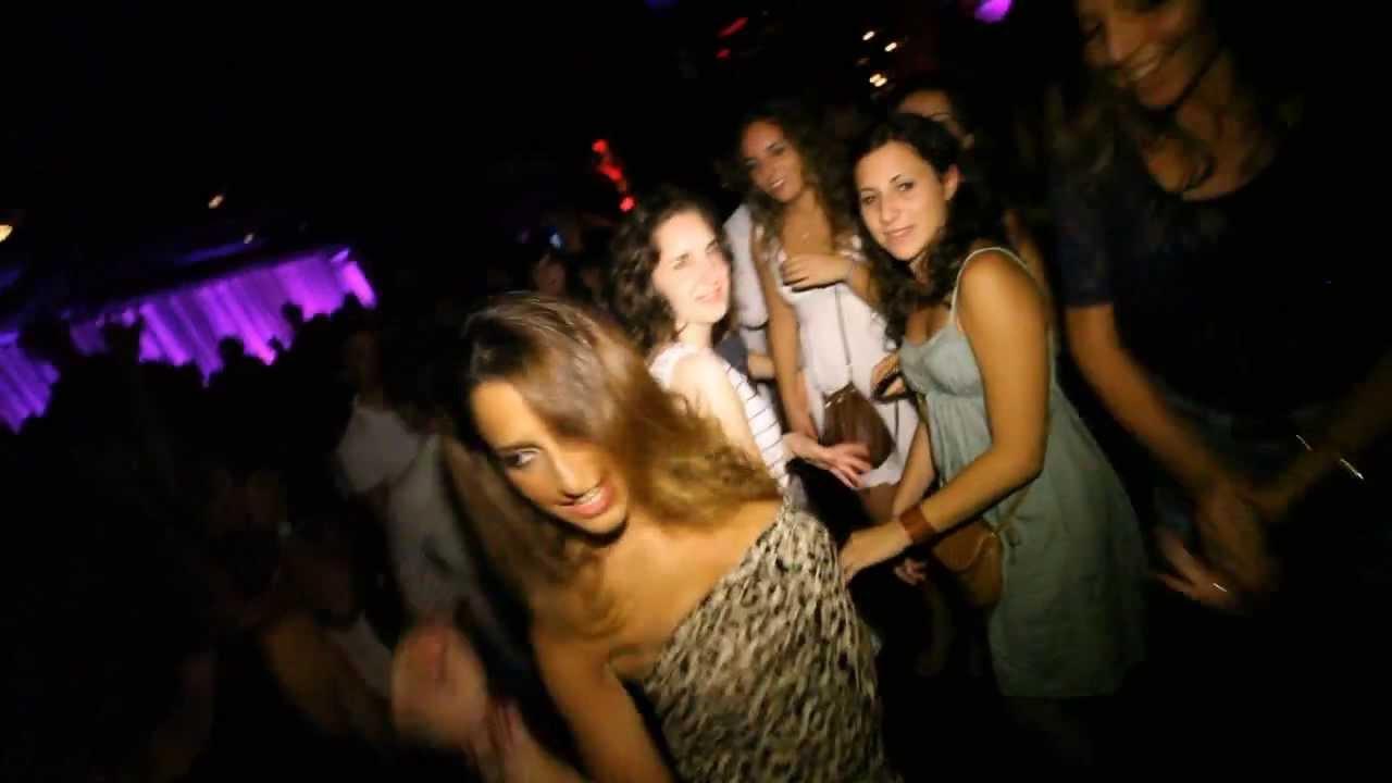 Barcelona Girls Club In Spain Night In