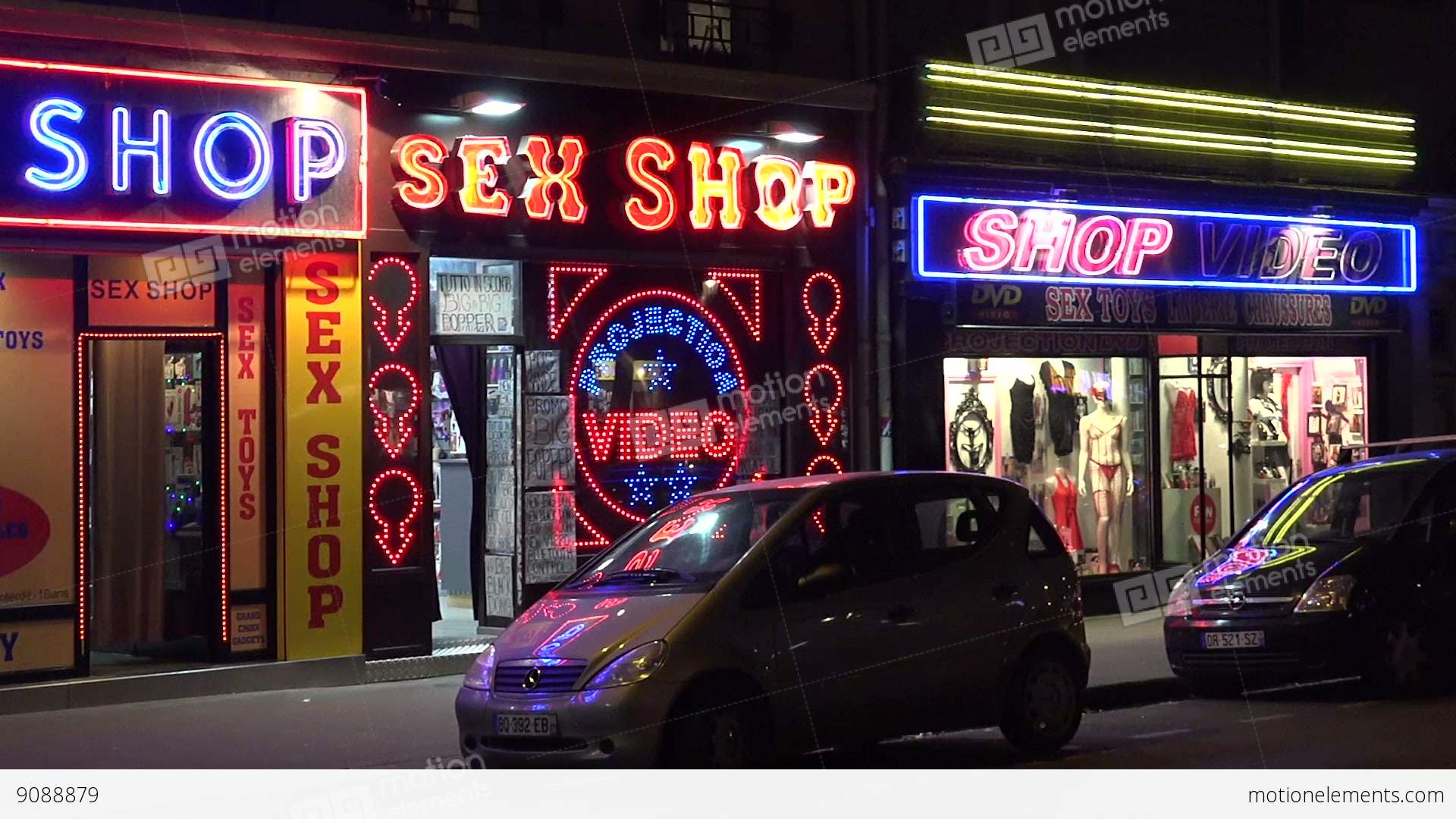 Sex Shops Paris Toy