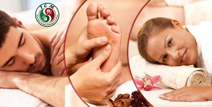 Therapy Dubai Center Green Massage Parlors Garden
