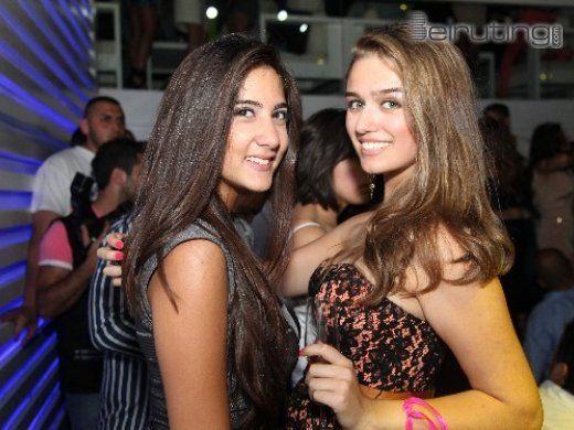 Leone Lebanon Night Girls In Club In Beirut