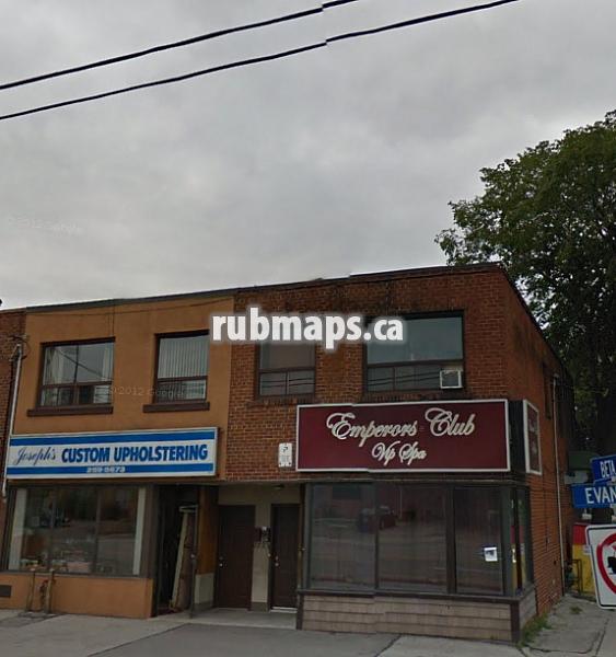 Ambassador Spa Toronto Massage Parlors