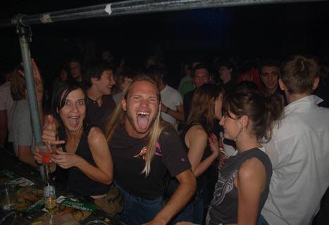 Lux Club Piccolo Bar Vienna Night