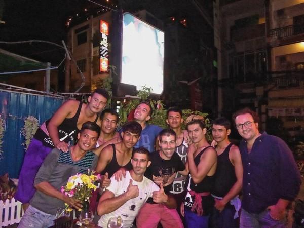 Sihanoukville Cambodia Club In Gay