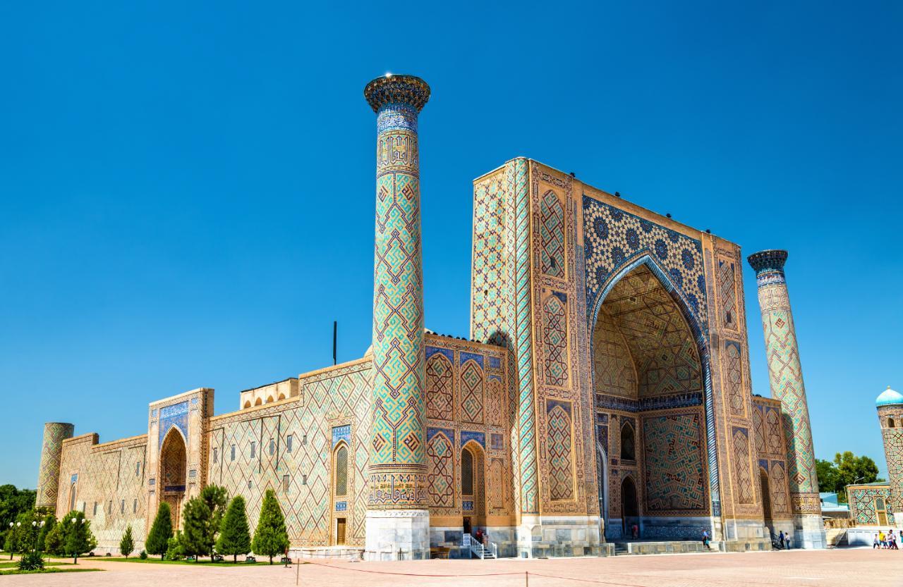 In Samarkand Uzbekistan Adult Services