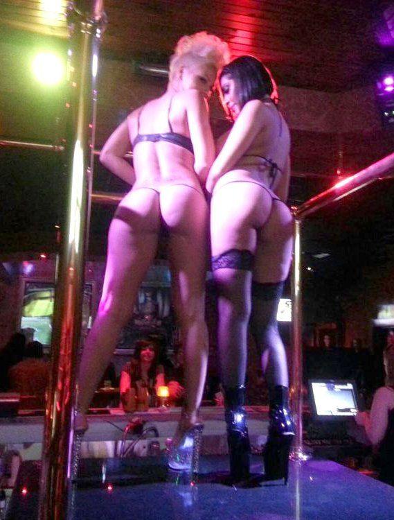 In Strip Barcelona Spain Club