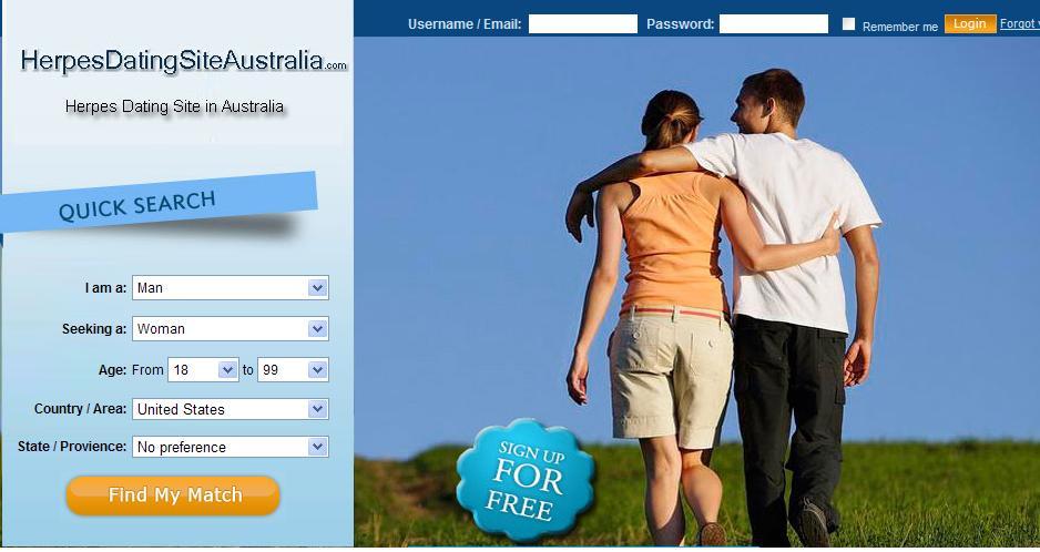 Free Herpes Dating Australia
