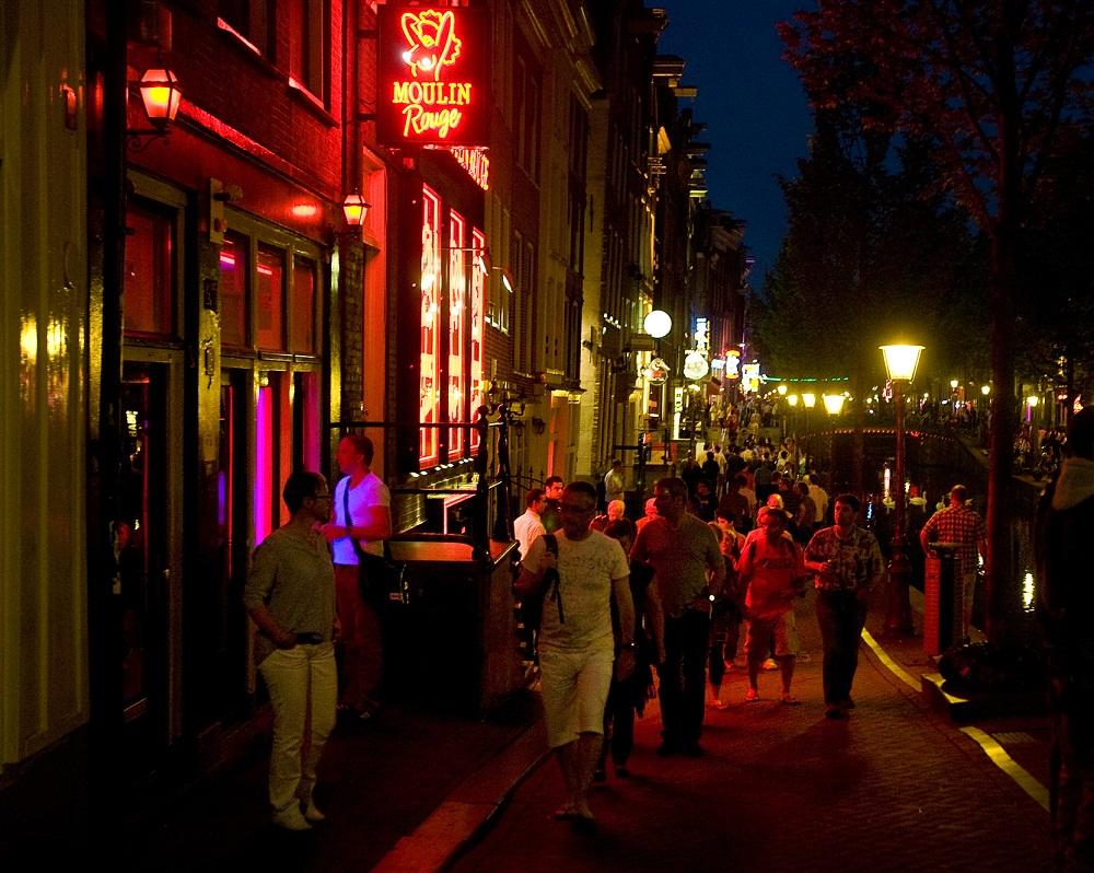Blue Sex Alfa Shops Amsterdam