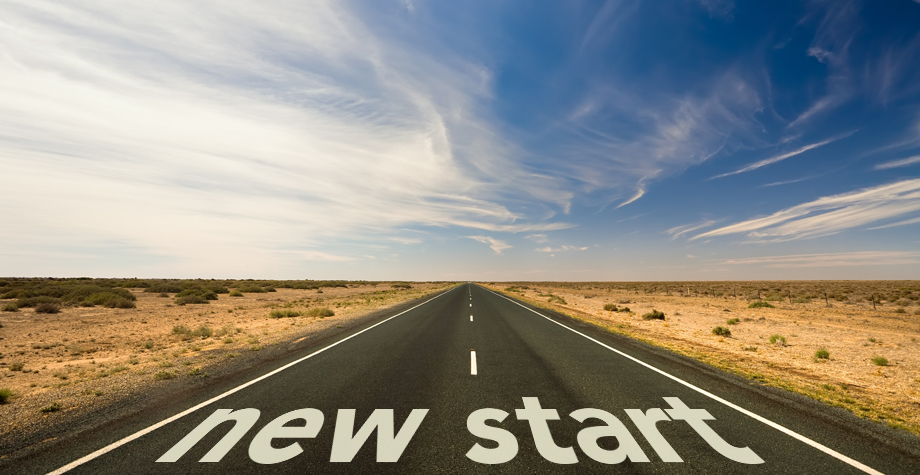 With Start Us Your New Beginning
