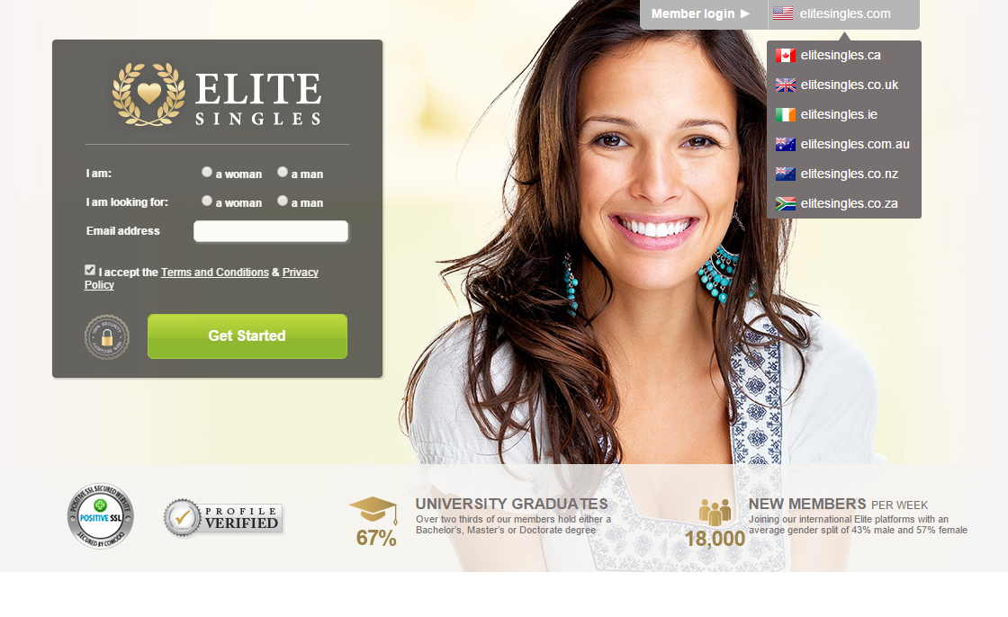 Elite Dating Website Uk