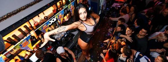 Petersburg At Club Xxxx Strip Commandant Saint Bar The