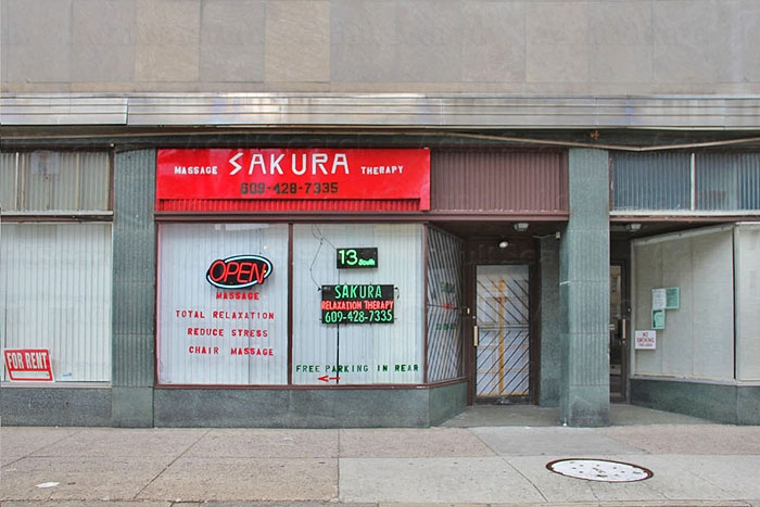 Sakura Spa Regina Massage Parlors