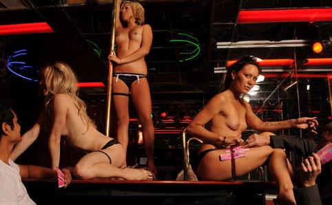 In Club Brisbane Night Girls Australia In