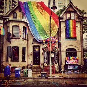Celebrities Toronto Crews Gay Tango