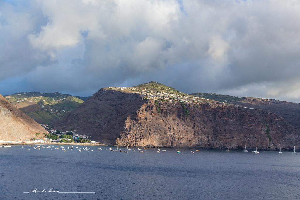 Chandigarh And Da Saint Cunha Helena Ascension Tristan