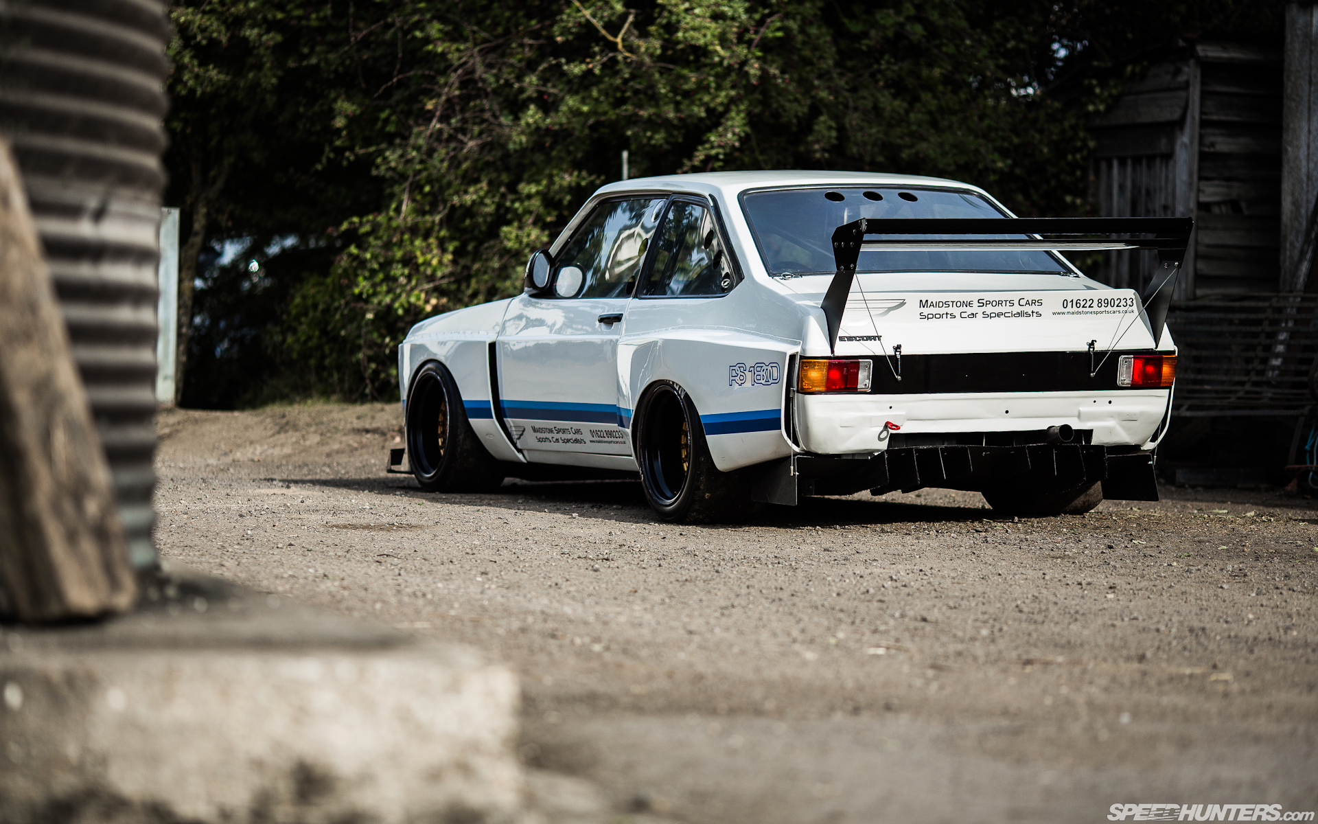 Terz Car Escort 401 In Islington And