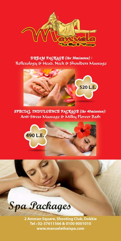 Massage Cairo Thai