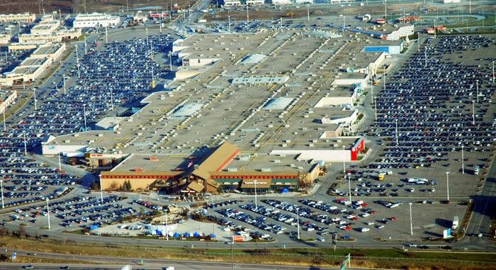 Ebertplatz Toronto Canadian Highway Vaughan 7 Escort 400