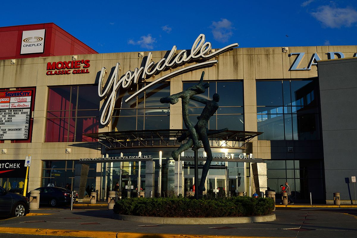 40 Yorkdale Dating Downsview