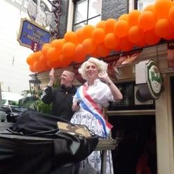 Bob Amsterdam Van Gay Engel De
