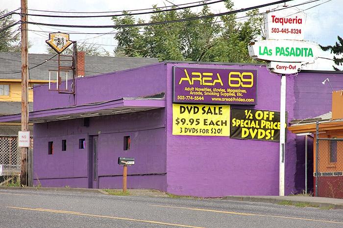 Shops Sex Frolics Portland