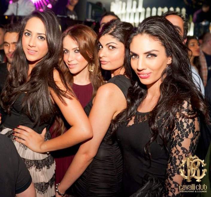 Naugh Dubai Club Cin Night