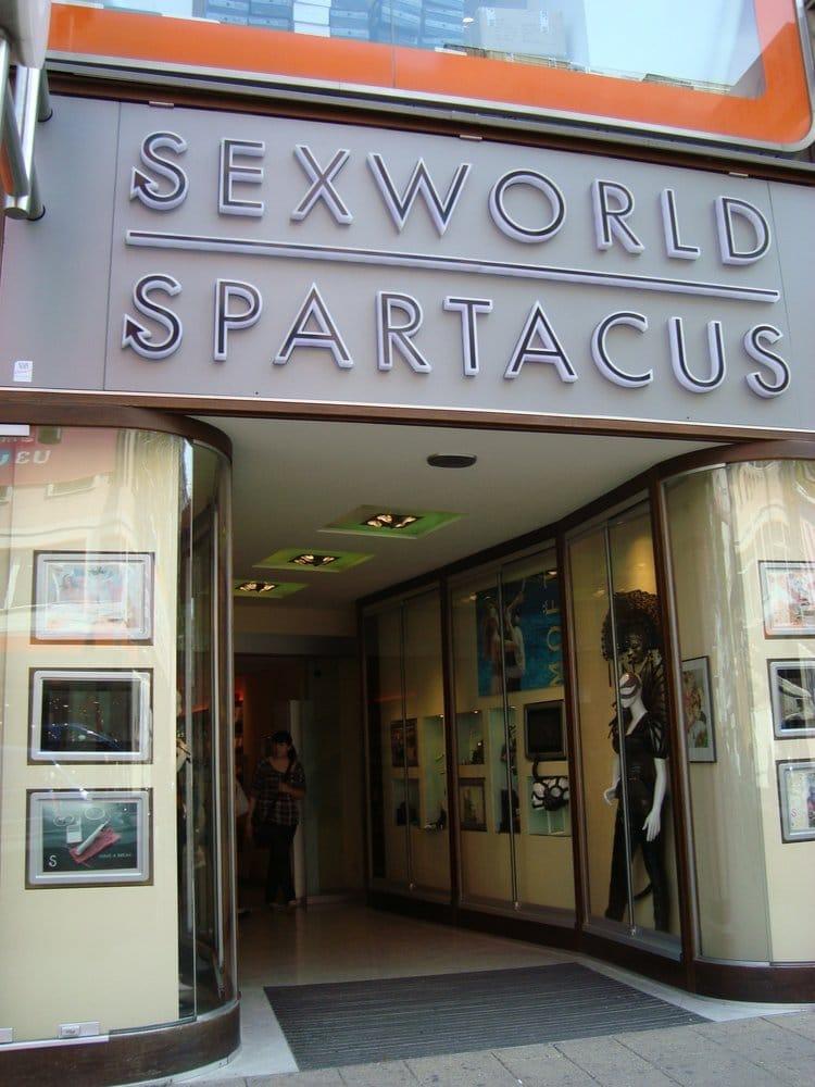 Sexworld Und Spartacus Vienna Sex Shops