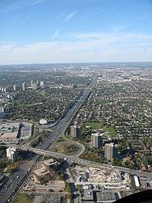 Toronto Dvp Escort Trans 401 And