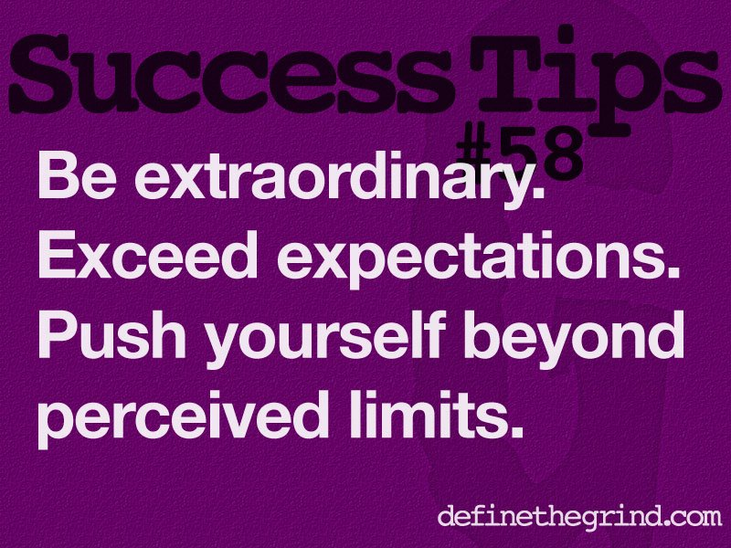 Your Expectations Great Exceed Date A Includ Of