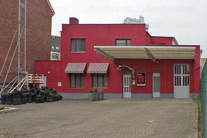 Pus Club In Hamburg Germany Gay