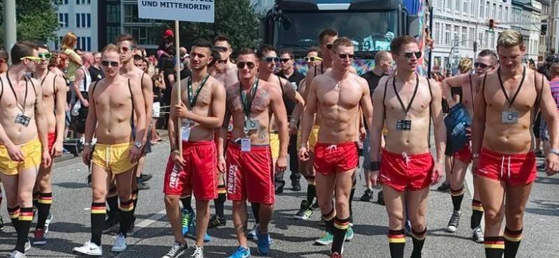 Hamburg In Germany Club Gay