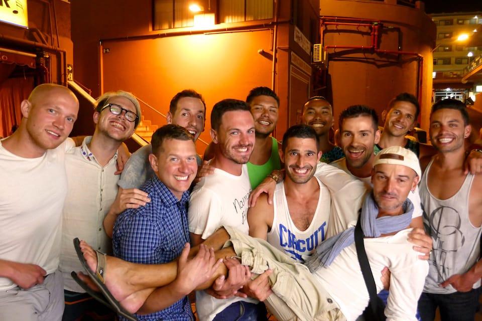 Club In Tenerife Spain Gay