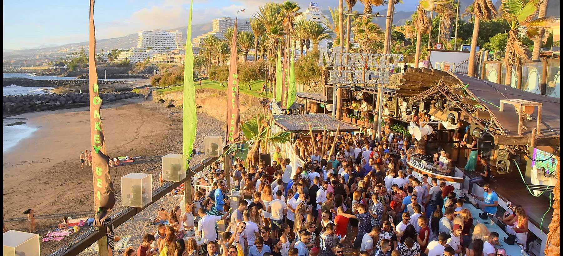 Tenerife In Spain Club Gay