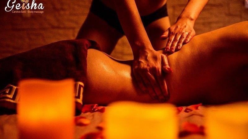 Ljubljana Parlors Erotic Massage Geisha