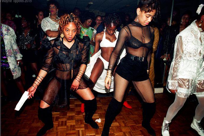 Girls In Night Club In Wigan Uk