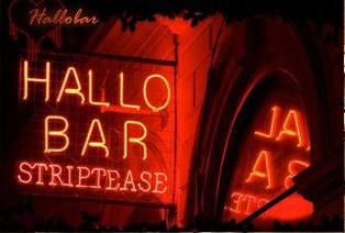 Hallo Bar Budapest Strip Club