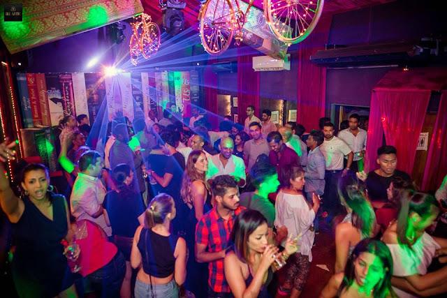 Lanka Hukanawa Colombo In Sri Night Club Nightclub