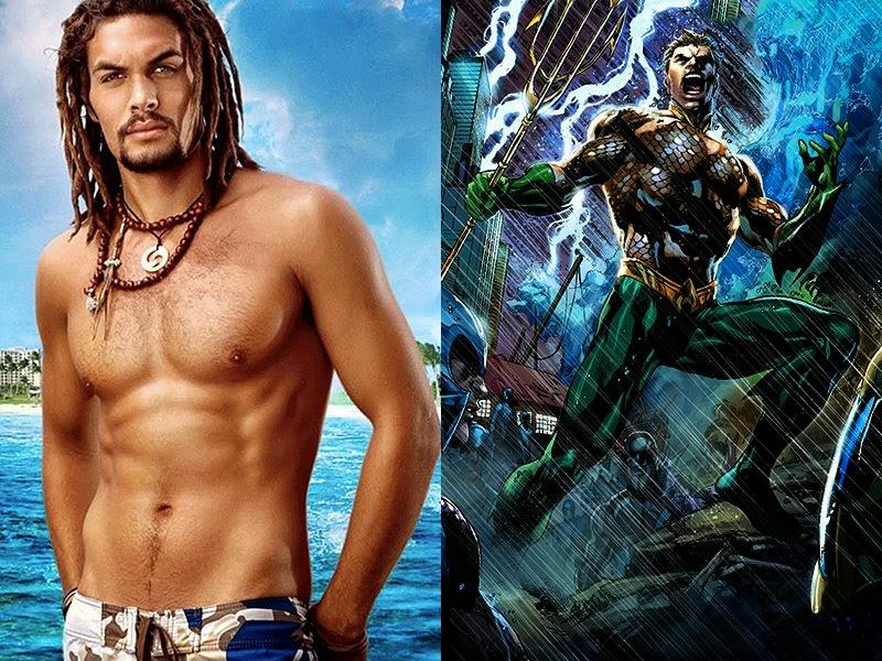 Jason Momoa Game Of Thrones Aquaman