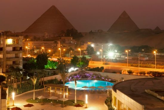 In Egypt Hotels Love Cairo