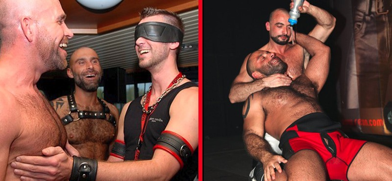 Rakuena Club Mr Frankfurt Gay Dorians