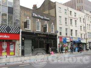 Nags Head Gentlemens Venue London Strip Club