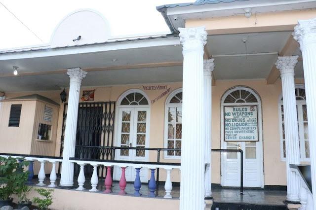 Palais Royale Kingston Strip Club