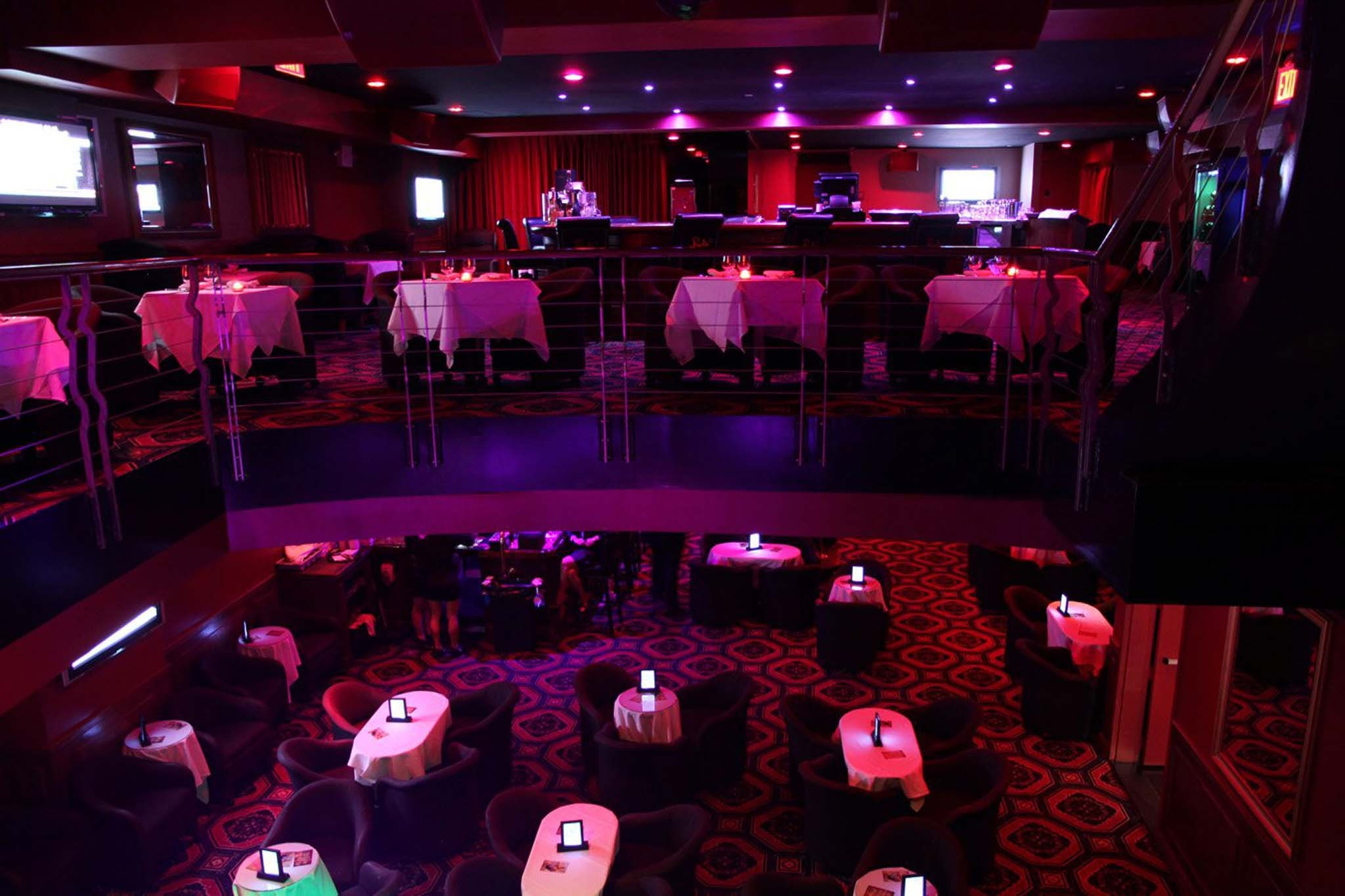 New Private Club Strip York Eyes City